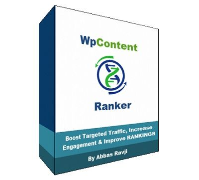 WP Content Ranker is a wordpress plugin that anlyses sites that rank in Google. It reveals why each site ranks well, how they optimize to rank and what you will need to secure a Page 1 Ranking.