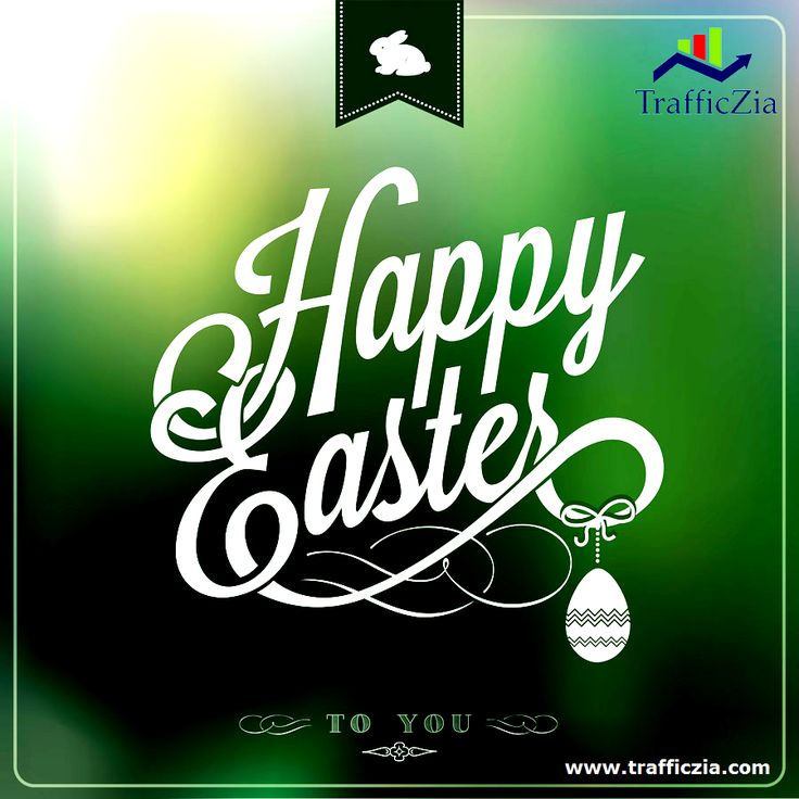 #TrafficZia family wishes you & your family a #HappyEaster.