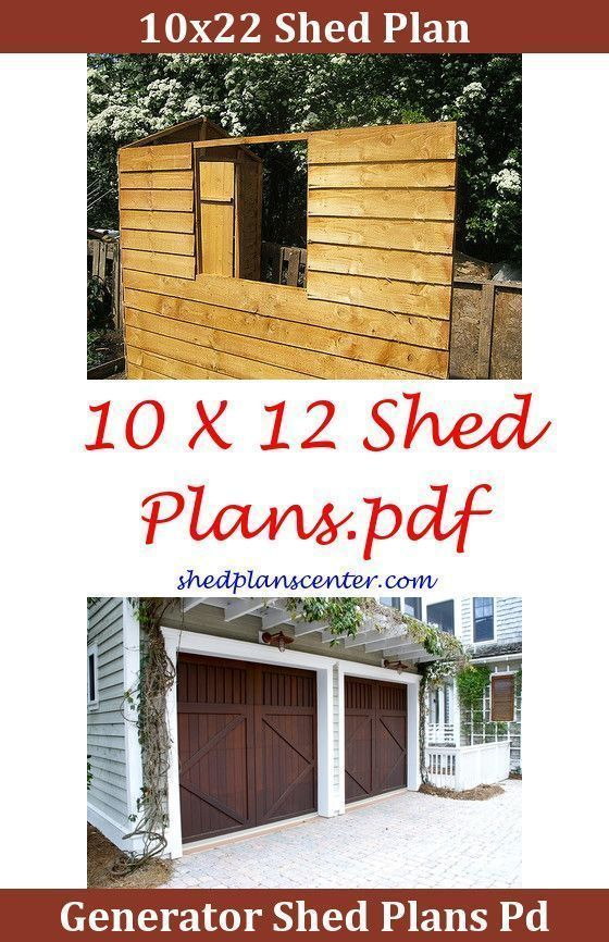 Woodstorageshedplans Bungalow Style Shed Plans 10x12 Shed Plans