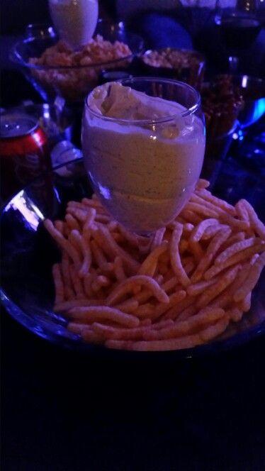 Chips og dip