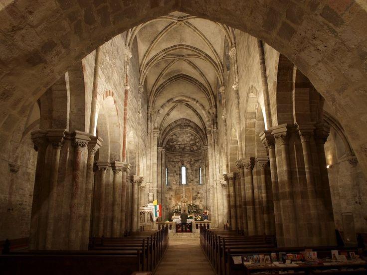 romanesque interior - Google Search | 0 Romanesque ...