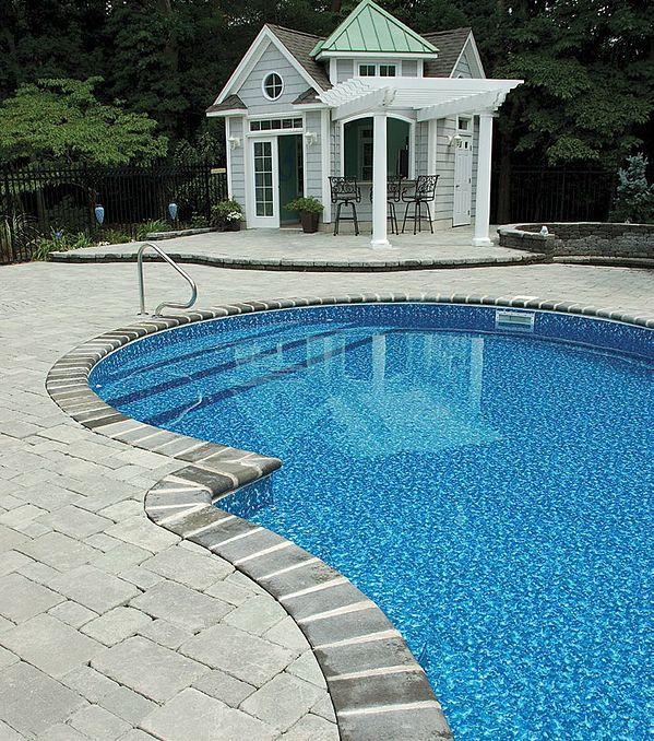 Inground Pool Steps The Detailed Basics Pool Steps Pool Cost Pool Steps Inground