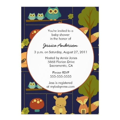 invitation fall shower pinterest the o 39 jays words and make your