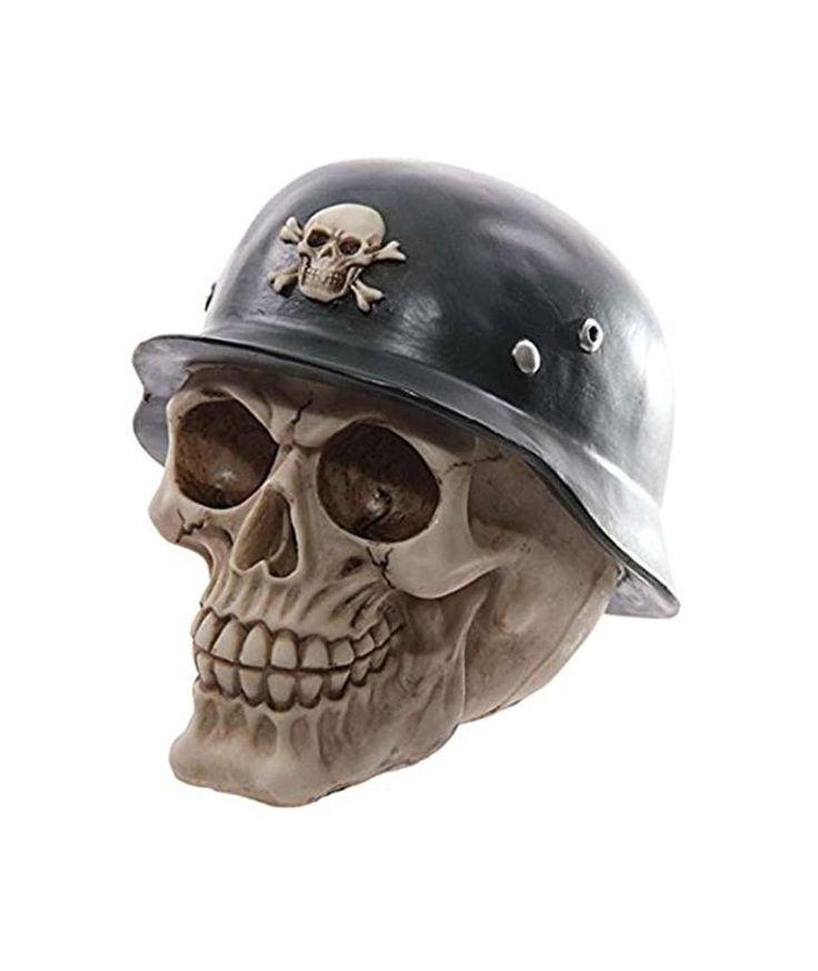 внешности череп в немецкой каске картинки вам