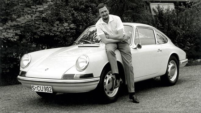 911 creator, Ferdinand Porsche, dead at 76