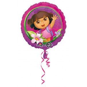 Ballon hélium Dora l'exploratrice