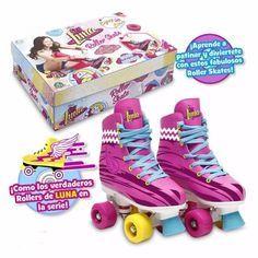 patines 4 ruedas soy luna disney 30-37 como en tv