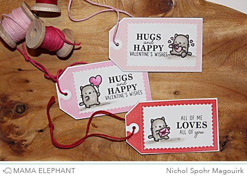 Mama Elephant November Stampede Blog Hop | Little Cat Agenda