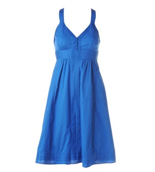 light royal blue sundress | Dresses | Pinterest | A button ...