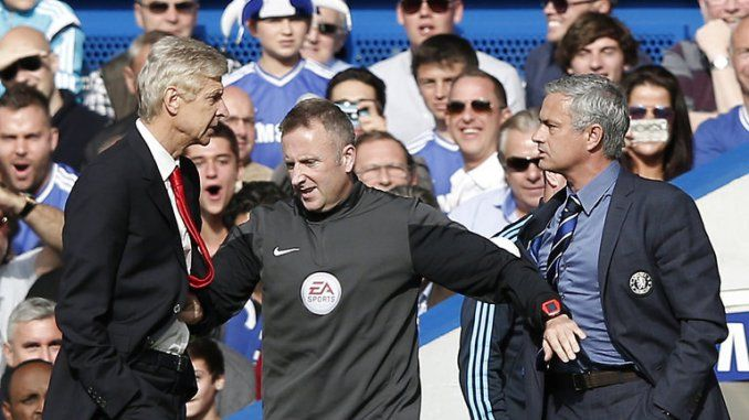 Mourinho claims Arsenal boss Arsene Wenger receives more respect - http://zimbabwe-consolidated-news.com/2016/11/18/mourinho-claims-arsenal-boss-arsene-wenger-receives-more-respect/