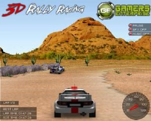 The 10 Best Car Games You Can Play for Free Online: 3D Rally Racing