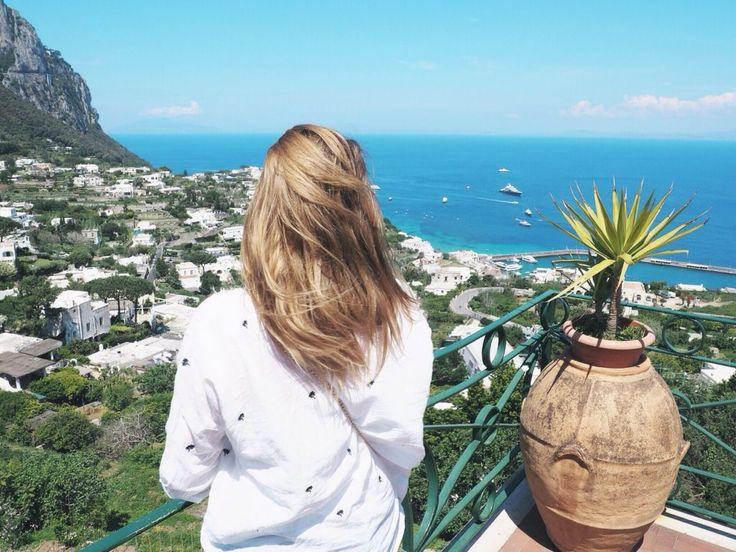 AIDA Mediterrane Highlights 1 - Mittelmeer Kreuzfahrt, Capri, Amalfi Coast, Italy, Italien, Mediterrenean Seaside, Oceanview, AIDA Cruise