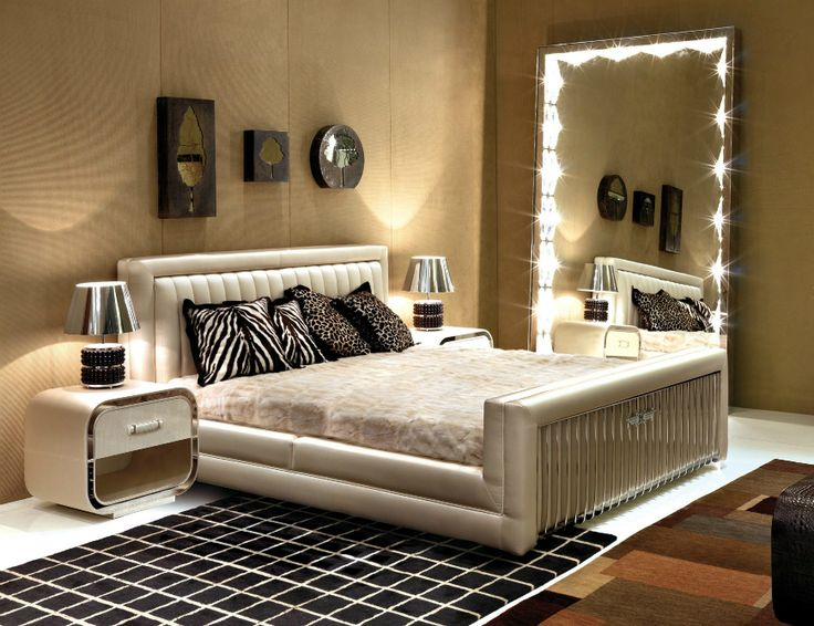 Awesome 10 Exclusive Bedside Tables For Your Master Bedroom Decor