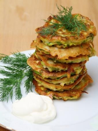 Crispy Fried Zucchini Recipes
