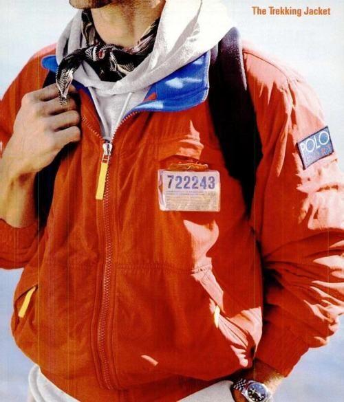 Ralph Lauren | Polo Sport Trekking Jacket | 1993