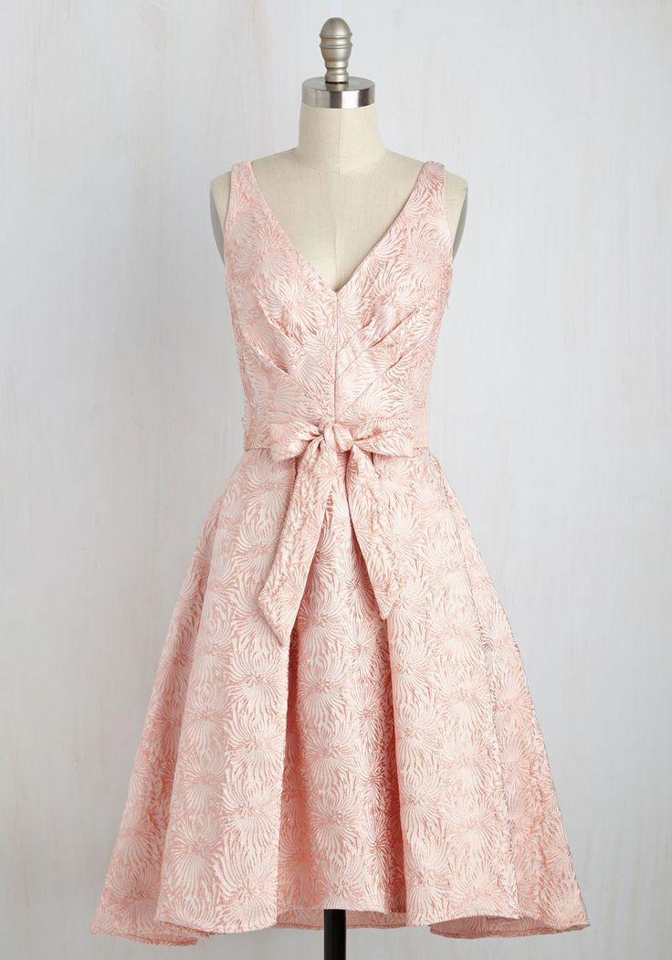 Eva Franco Stunner-Up Dress