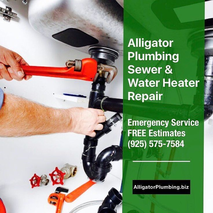 Do you have a leaky faucet? Broken water heater? Clogged drain? At Alligator Plumbing we offer solutions to all of your plumbing drain cleaning and water heater problems. #Plumbing #Plumber #Sewer #WaterHeaters #Repairs #Service #BayArea #AlligatorPlumbing