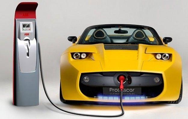 Vendita di auto elettriche: Europa perde 1 a 8 contro gli USA