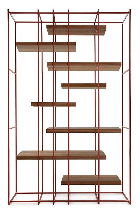 Bookcase Room Divider New Italian Furniture Range | London | Surrey | South East & South West England