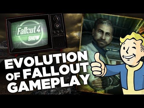 The Evolution of Fallout: Fallout 2, 3, and New Vegas - Fallout 4 Show