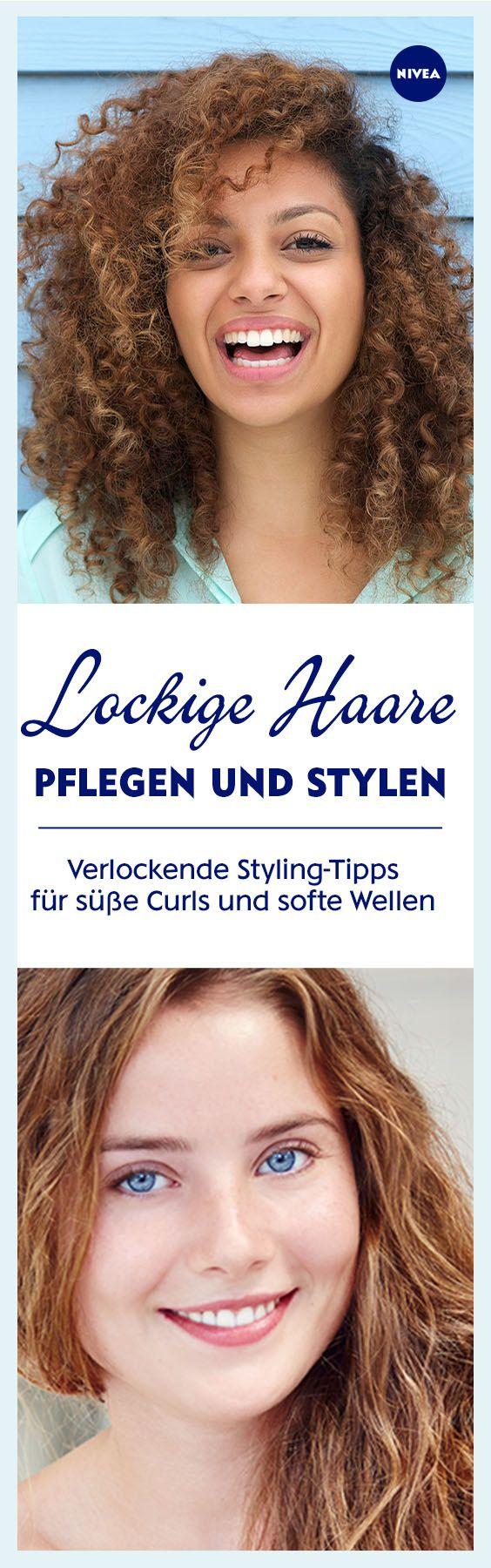 Lockige Haare: Tolle Tipps für echte Trendfrisuren