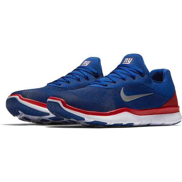 New York Giants Nike Free Trainer V7 Collection Shoes - Navy