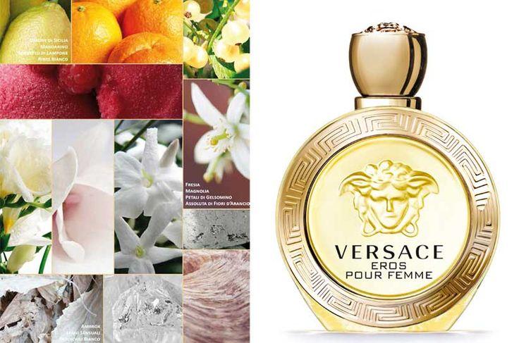 Eros Pour Femme Eau de Toilette Versace for women Pictures