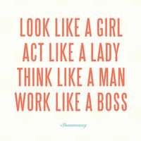 Power to us.: Like A Boss, Girl, Life, Inspiration, Quotes, Truth, Wisdom, Likeaboss