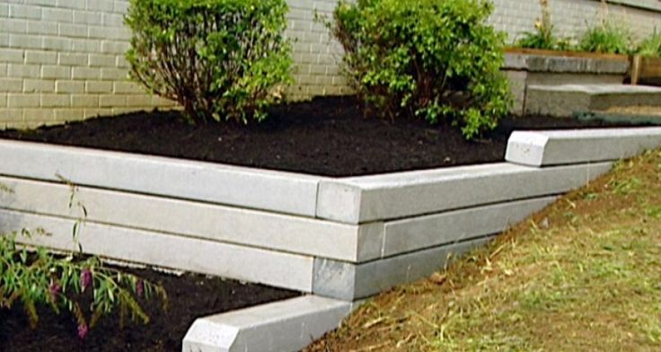 how to build a brick retaining wall video