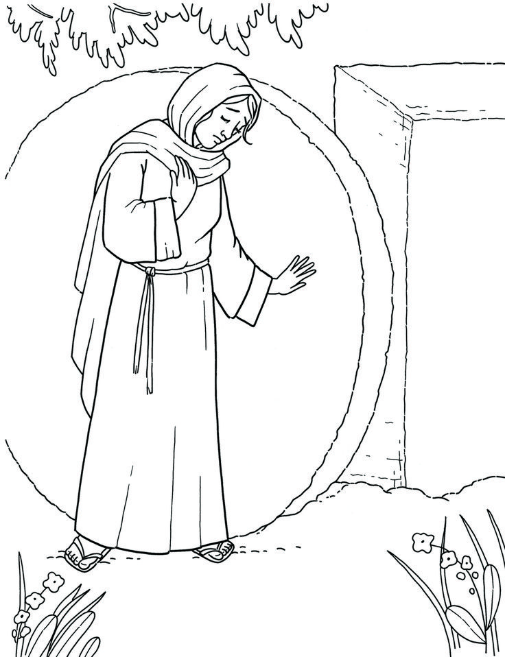 primary coloring pages kids - photo#18