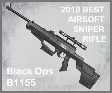 Best Airsoft Sniper Rifle – Buyer's Guide