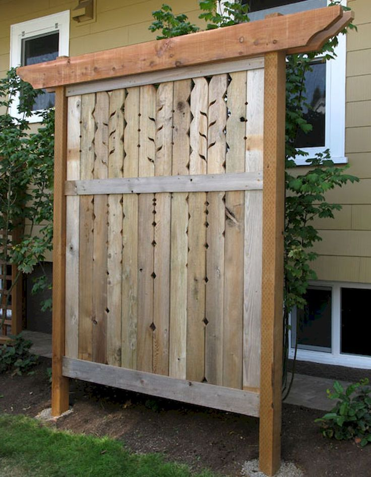 best 25 backyard privacy ideas on pinterest backyard trees privacy landscaping and privacy. Black Bedroom Furniture Sets. Home Design Ideas