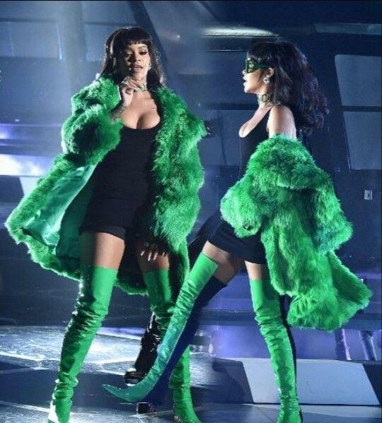 Rihanna swag iheartradio awards 2015