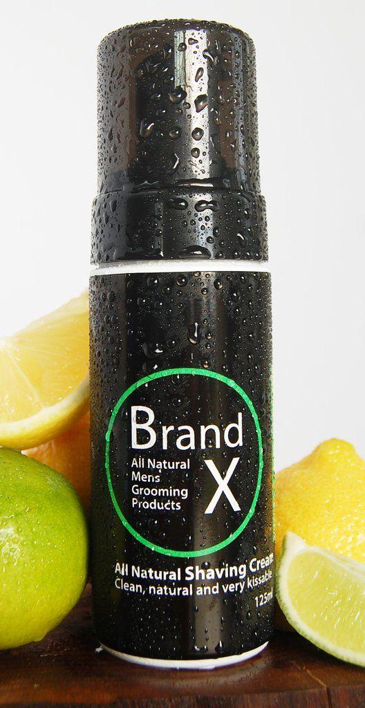 Lemon Lime Shaving Cream