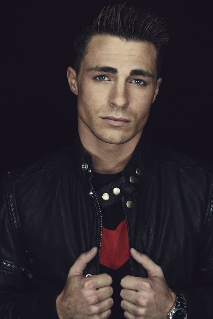 Pin for Later: 28 Instances in Which Colton Haynes's Beauty Was Borderline Painful This Out-of-Control Portrait Session