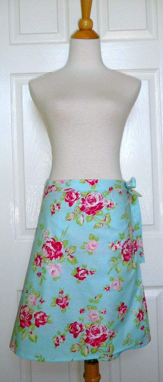 Wrap Around SKIRT  Tanya Whelan  Made in ANY by BoutiqueMiaByCXV, $58.00