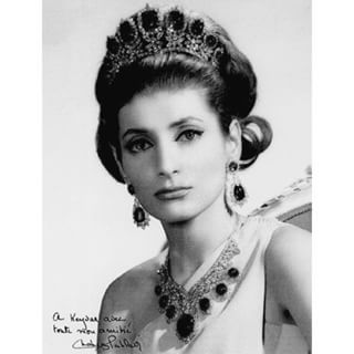 Princess Shahnaz Pahlavi (Persian: شهناز پهلوی, born 27 October 1940) is the first child of the Shah of Iran,Mohammad Reza Pahlavi, and his first wife, PrincessFawzia of Egypt. شهناز پهلوی