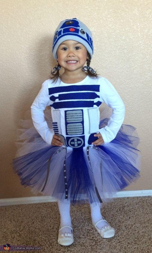 Lady R2D2 - Halloween Costume Contest via /costume_works/