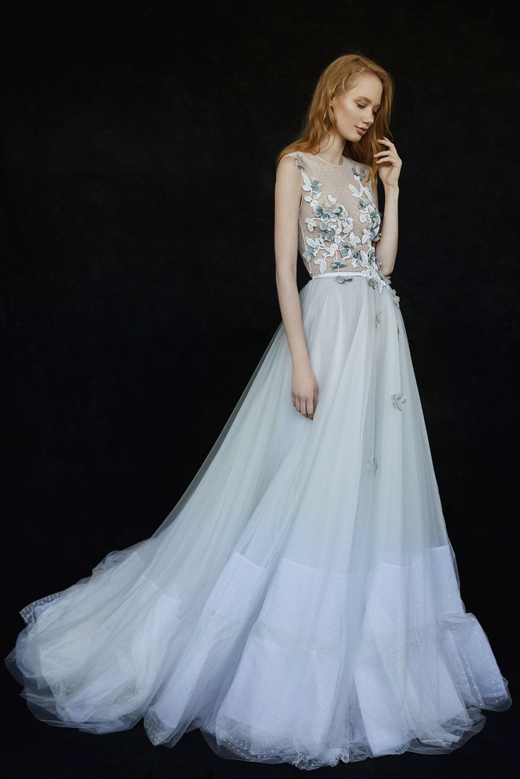 Nora Wedding Gown #NoraWeddingGown #OtiliaBrailoiuAtelier #weddingdress