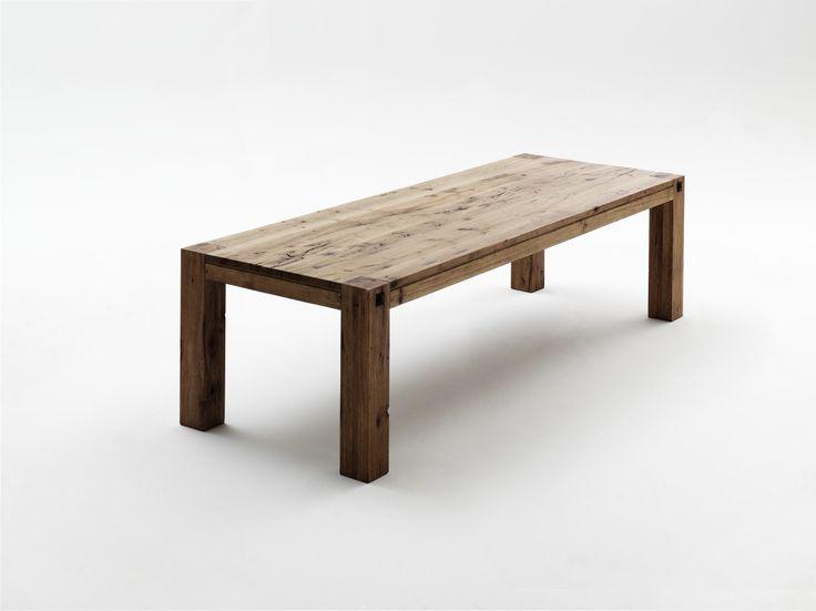Esszimmertisch Lever III Individuelles Einzelstück, Handarbeit Für Die  Herstellung Dieses Tisches Wird Massives Eichenholz Aus