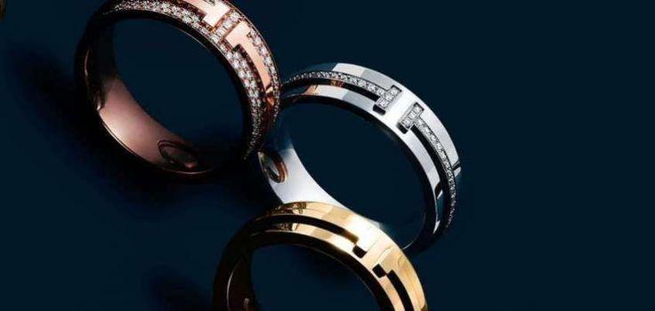 Gioielli Primavera-Estate 2017 - Gioielli Tiffany, anelli Tiffany T Two