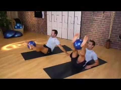 Pilates For Men 10-20-30 Challenge! Sample