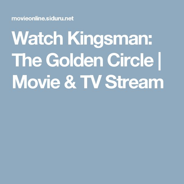 Movie Synopsis: When an attack on the Kingsman headquarters takes place and a new villain rises, Eggsy and Merlin are forced to work together with the American agency known as the Statesman to save the world.  Kingsman: The Golden Circle in HD 1080p, Watch Kingsman: The Golden Circle in HD, Watch Kingsman: The Golden Circle Online, Kingsman: The Golden Circle Full Movie, Watch Kingsman: The Golden Circle Full Movie Free Online Streaming