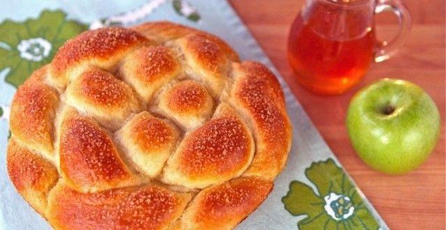 Apple Honey Challah | Inspired Dreamer