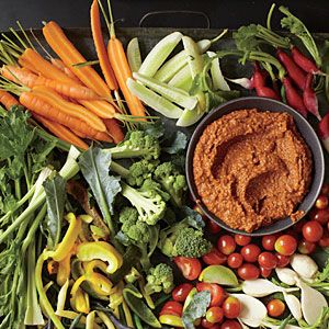 """Catalonian Pepper and Nut Sauce (Salsa Romesco) 