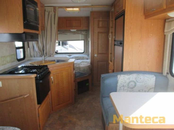 Used 2005 Four Winds RV Chateau 23BA Motor Home Class C at Manteca Trailer Sales | Manteca, CA | #M3368ZA
