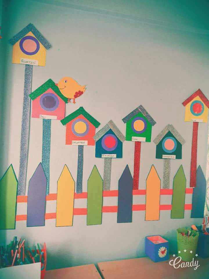 Classroom Decoration Ideas For Montessori ~ Class decoration decoratingspecial