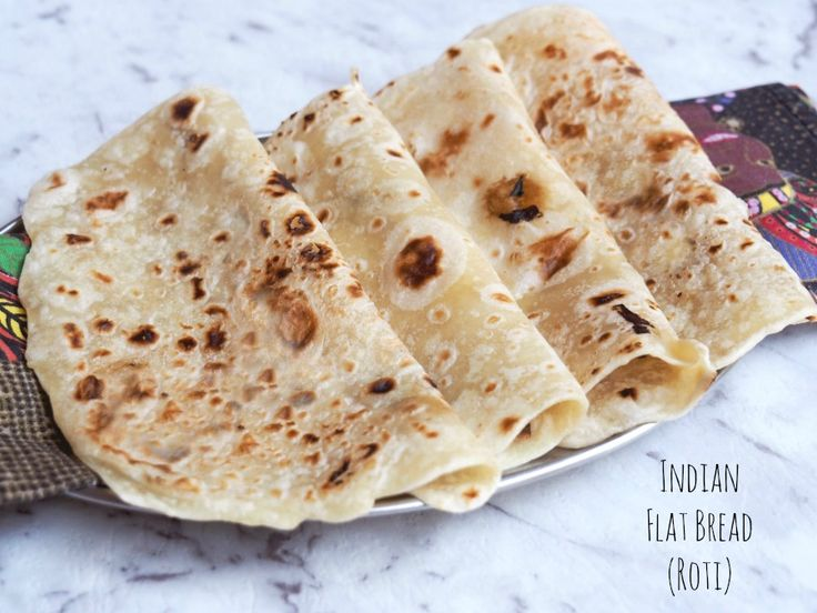Makes 16 roti (easily halved) This tasty and traditional flat bread can be served with any curry. They're super quick and super simple and freezer friendly too. They're vegan, use just …
