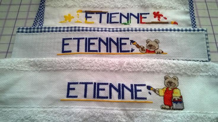 """Set asilo con orsetto """"Etienne """""""