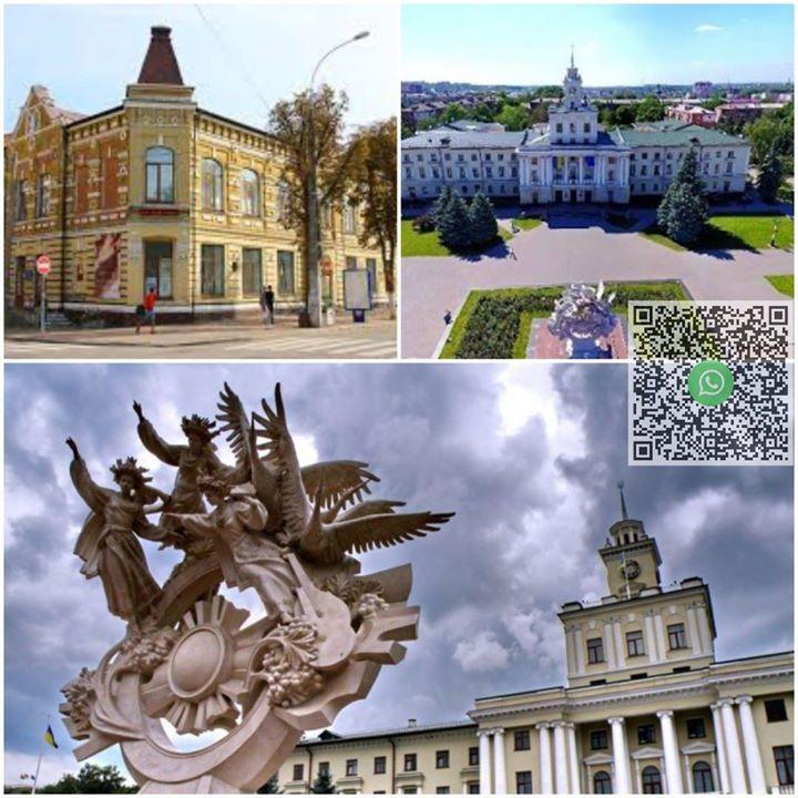 تقع مدينة خميلنيتسكي في غرب أوكرانيا و تقدر مساحتها ب 20645 كم مربع حوالي 3 4 من المساحة الإجمالية لأوكرانيا يحدها شمالا مدينة ريف Statue House Styles Mansions